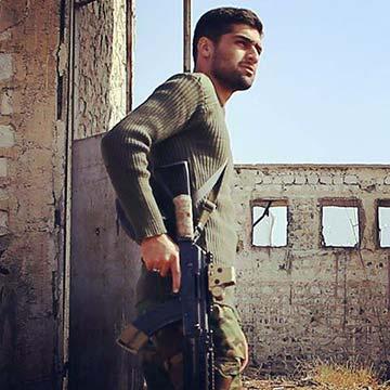 آلبوم تصاویر مستند شهید مسعود عسکری