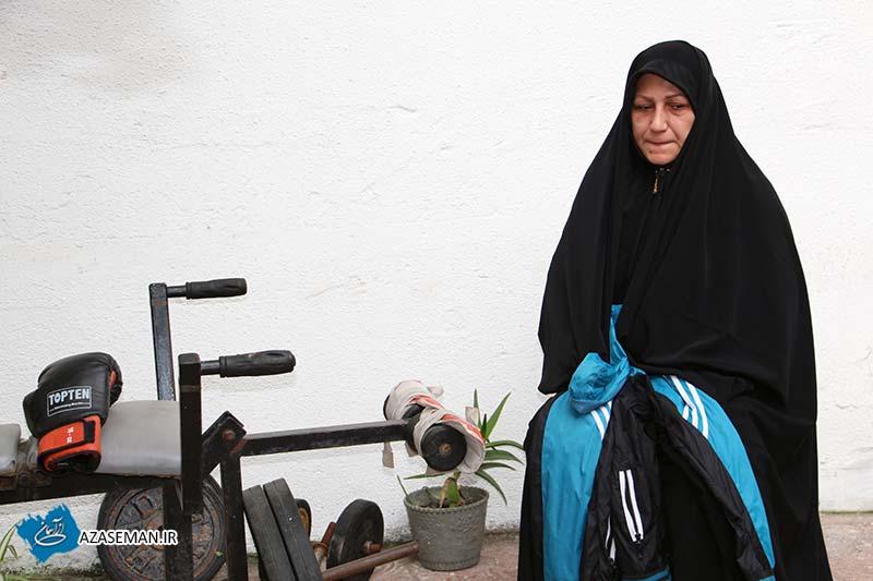 آلبوم تصاویر مستند شهید بابک نوری